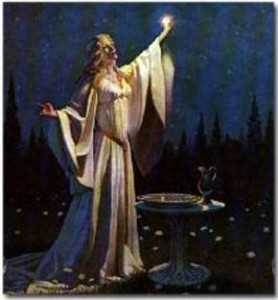 Wiccan Cleansing