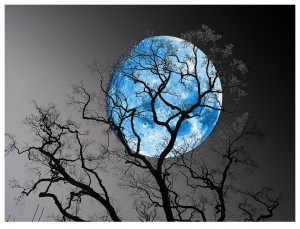 Once in a Blue Moon Wish Spell