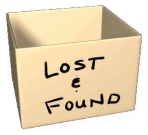 Spell to Find Lost Things