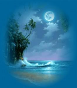full moon spell to break a bad habit